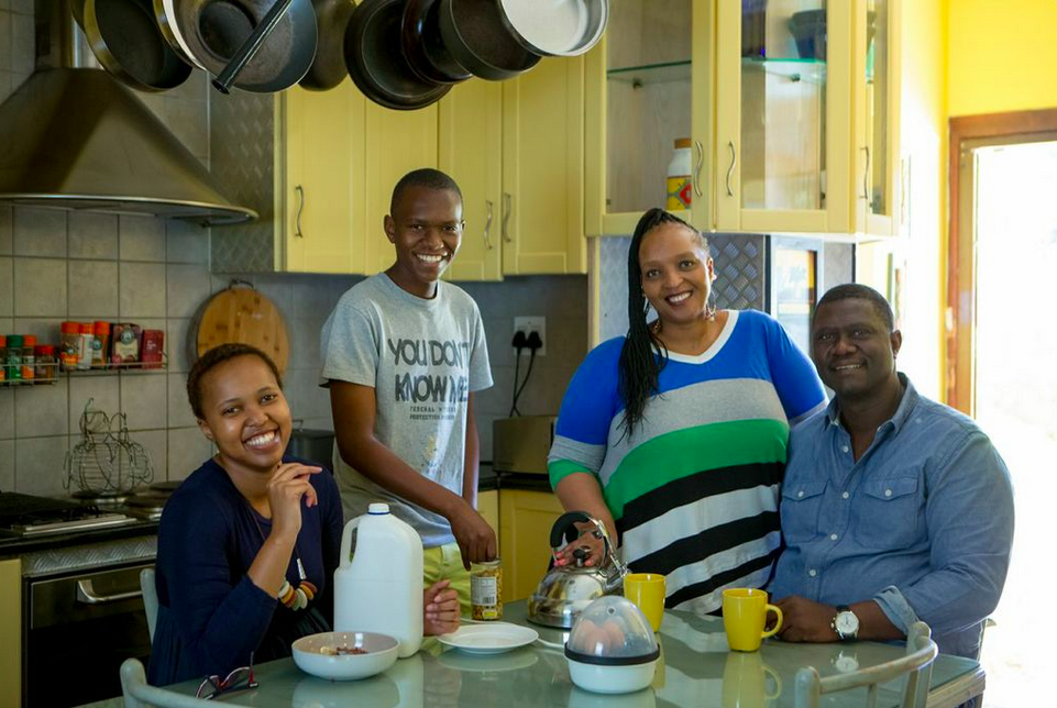 Ngewana family_kitchen